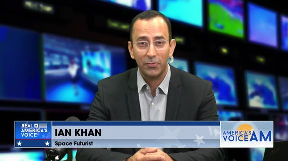 Ian Khan Talks About The Future Of Space Travel
