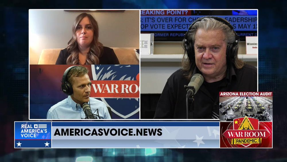 War Room Pandemic with Stephen K Bannon Episode 922 Part 1