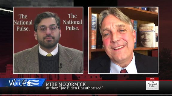 Raheem & Mike McCormick Talk About Joe Biden and His Regime and Cognitive Decline