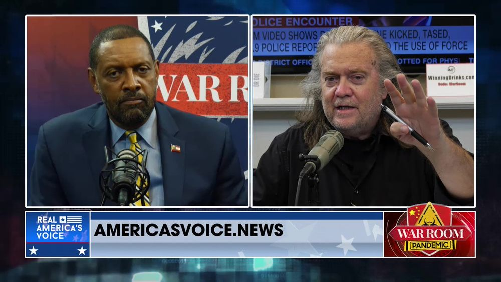 War Room Pandemic with Stephen K Bannon Episode 963 Part 1