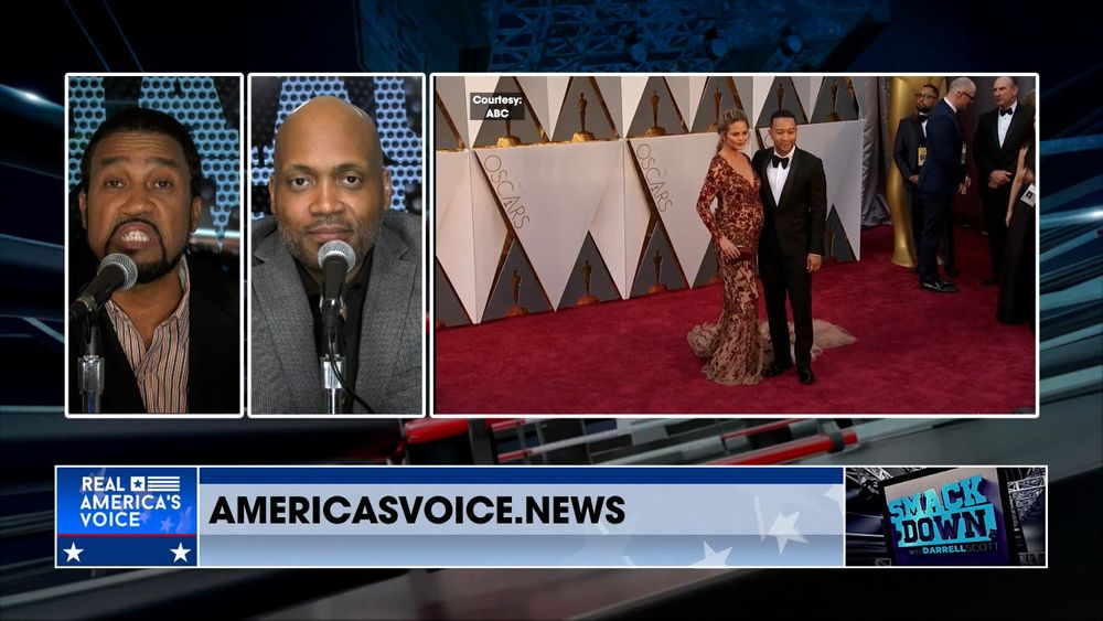 Darrell and James Discuss Kamala Harris Role on the Border