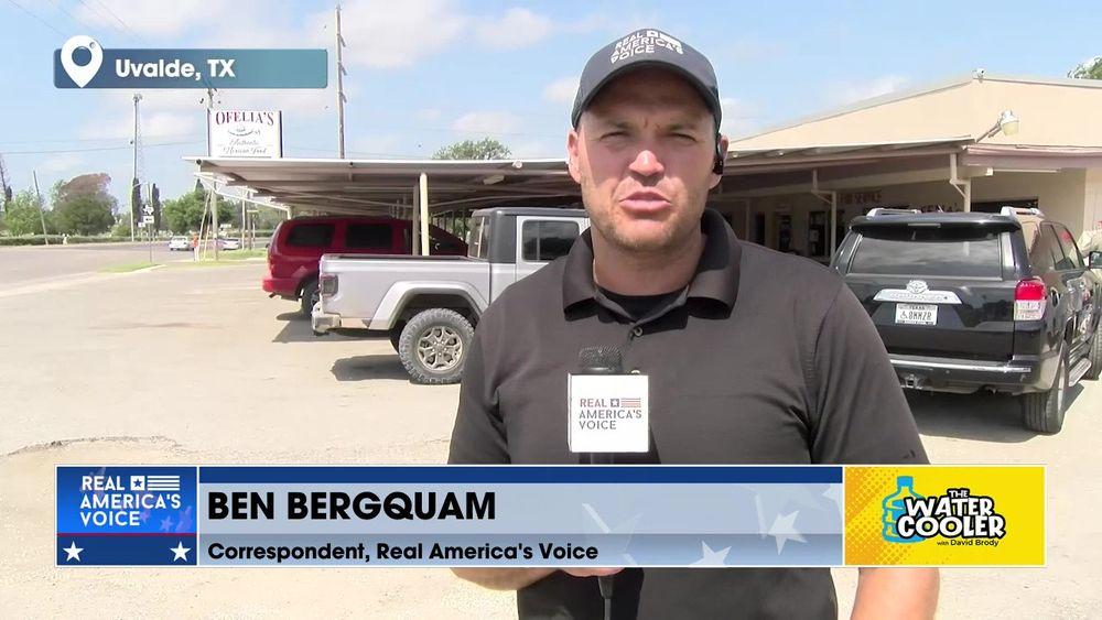 Ben Bergquam, RAV Correspondent on Immigration Crisis
