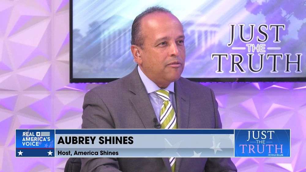 Jenna Ellis is Joined by Host of America Shines, Aubrey Shines Part 1
