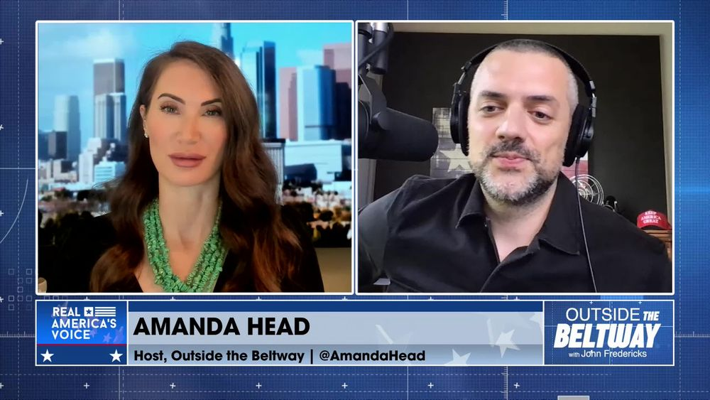 """Amanda Head is Joined by Chris Paul """"Host, Be Reasonable with Your Moderator Chris Paul"""""""