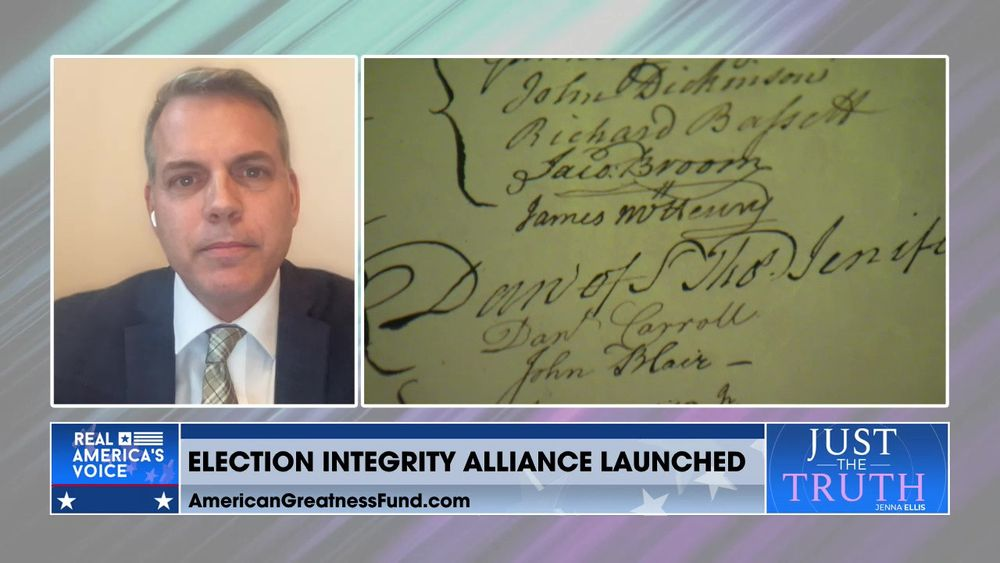 Mike Donnelly Election Integrity Alliance Board Member Joins Jenna Part 2