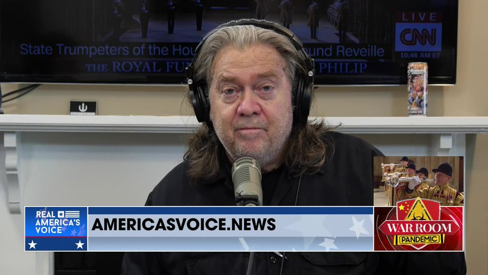 War Room Pandemic with Stephen K Bannon Episode 881 Part 3