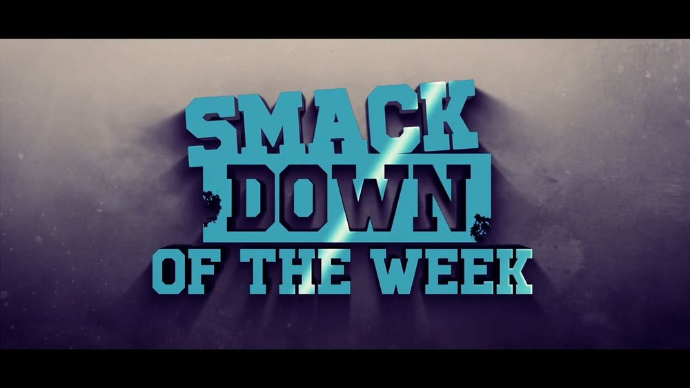 Smackdown Of The Week: Dr. Ben Carson
