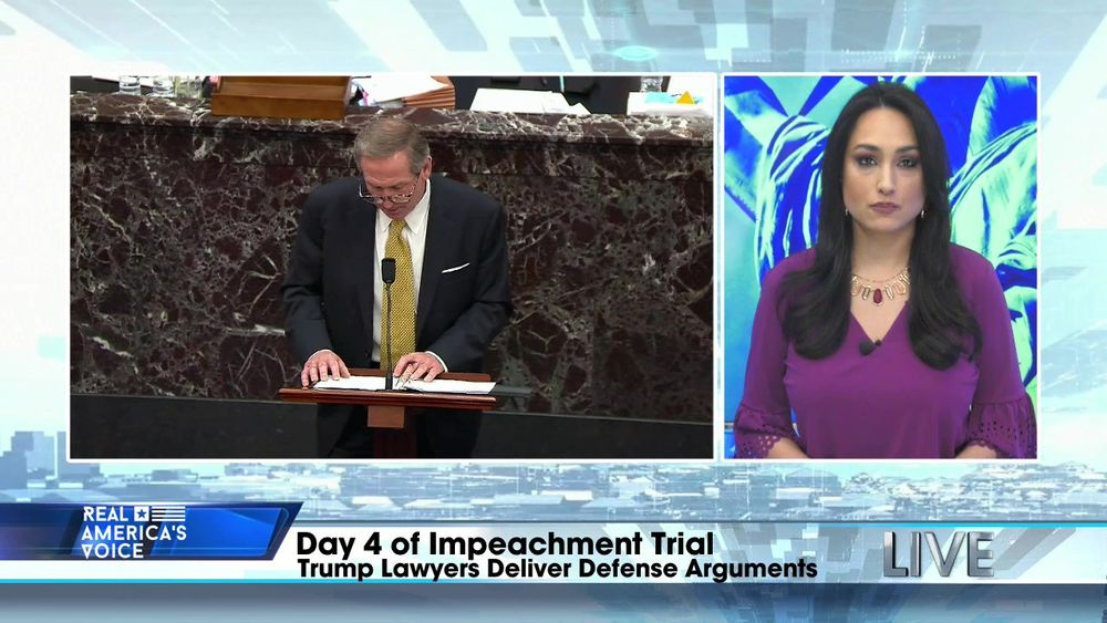 Jessica Rivera Fills in for Tudor Dixon and Steve Gruber With the Hearing of Donald J Trump Day 4