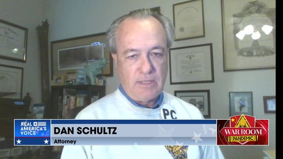 Dan Schultz Joins War Room to Discuss the Need to Get Involved with Elections on a Local Level