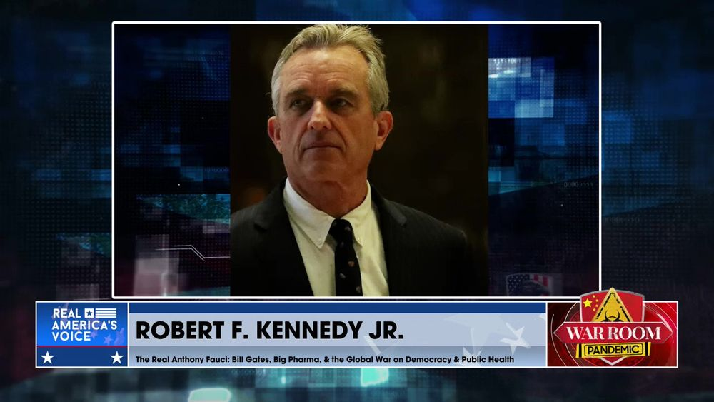 Robert F. Kennedy Talks to Steve about the Dangers of Misinformation