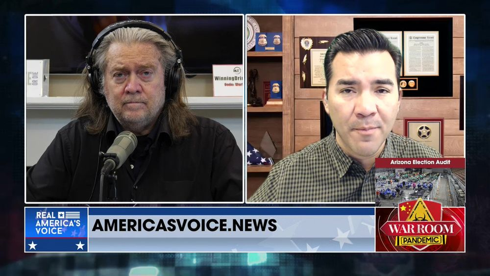War Room Pandemic with Stephen K Bannon Episode 916 Part 4