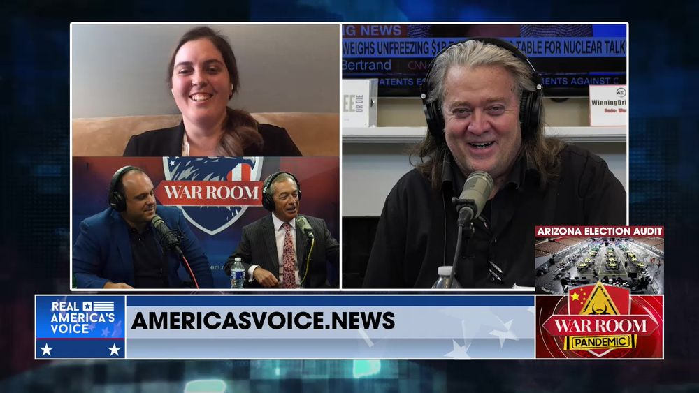 War Room Pandemic with Stephen K Bannon Episode 928 Part 2