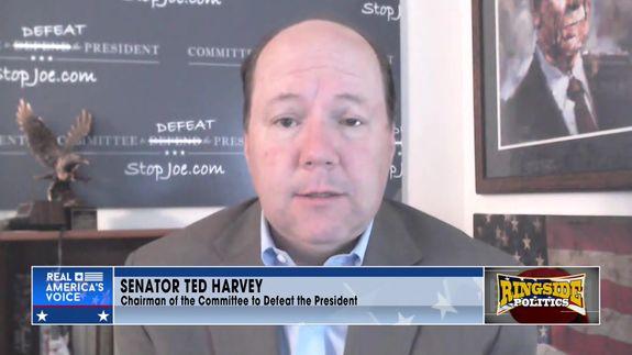 Senator Ted Harvey June 10 2021