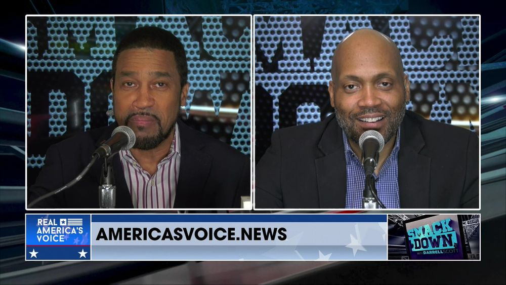 Pastor Darrell Scott and James Davis Talk Biden and Putin