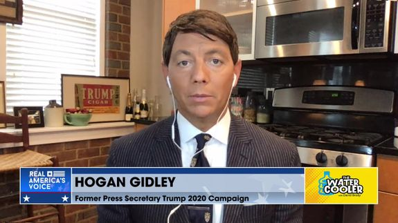 """Former Trump 2020 Press Secretary Hogan Gidley on Dr. Fauci: """"Anthony Fauci is not science"""""""