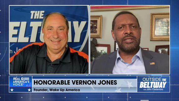 Vernon Jones Joins to Discuss Georgia and Gov Kemp