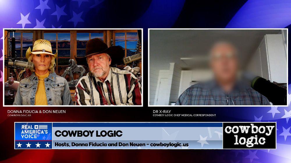 Cowboy Logic Segment 5 – Guest Dr X-Ray