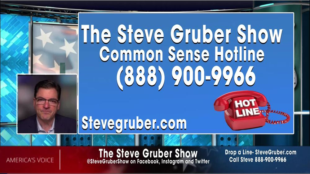 Steve opens up the Common Sense Hotline Part 3