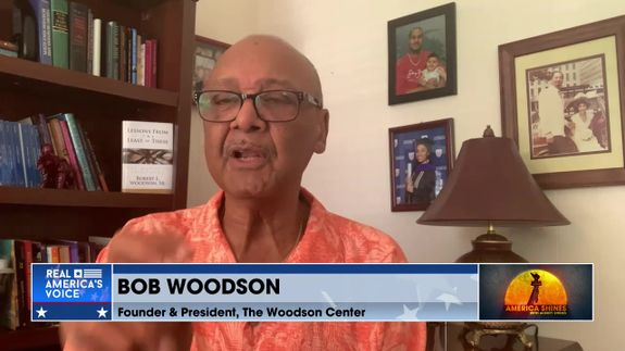 Aubrey Does A Exclusive Deep Dive With Founder & President Of The Woodson Center, Bob Woodson Pt 2