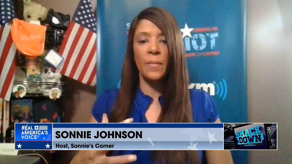 Sonnie Johnson, Host Of Sunnie's Corner, Joins The Show