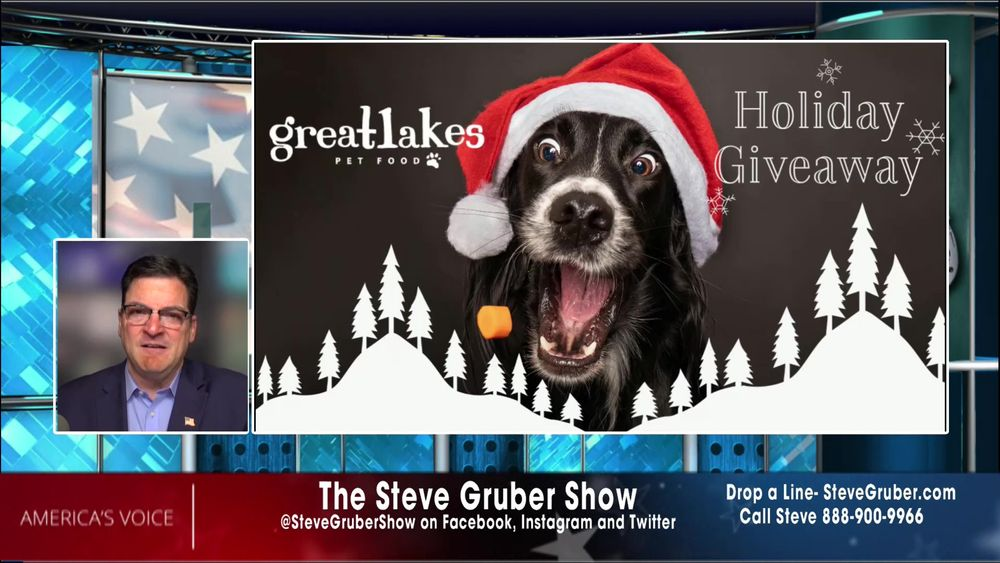 Sue Reinhart Stone is the winner of the Great Lakes Pet Food Giveaway