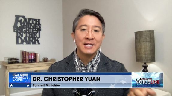 Dr. Christopher Yuan Joins AVL to Discuss the US Army Halting Gender Neutral Fitness Tests