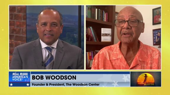 Aubrey Does A Exclusive Deep Dive With Founder & President Of The Woodson Center, Bob Woodson Pt 4