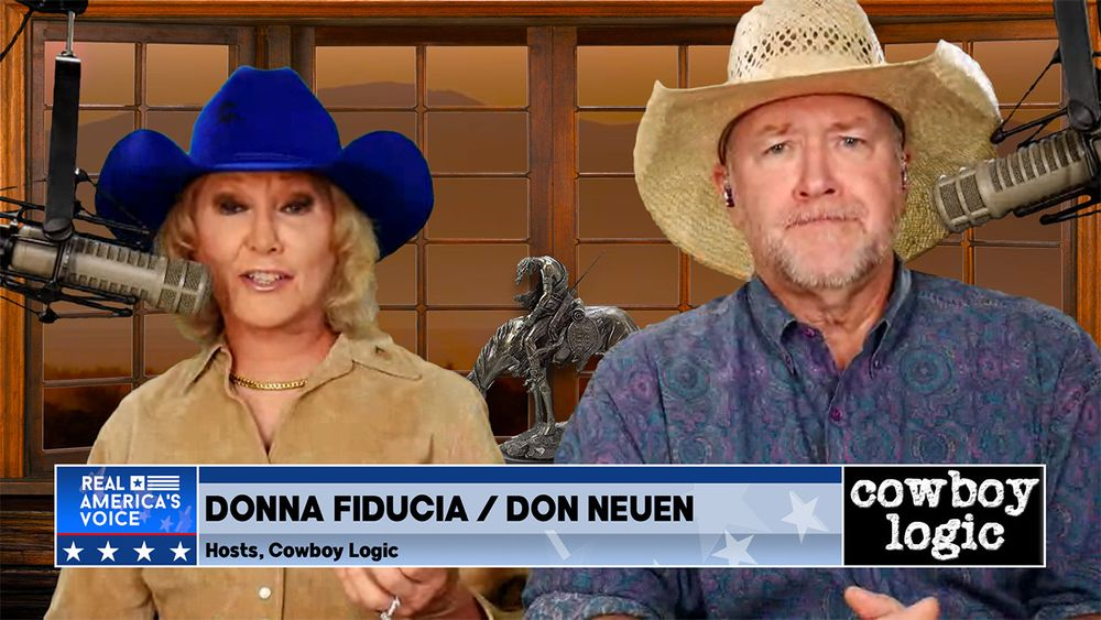 Donna Fiducia and Don Neuen with The Headlines Part 2