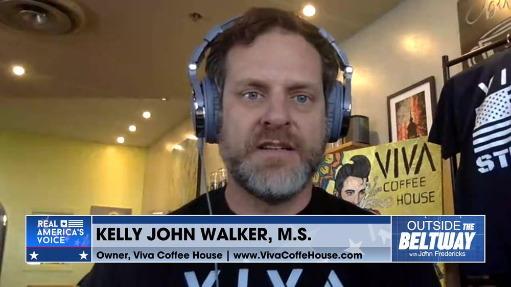 Kelly John Walker Joins Us to Talk About What He Has Been Going Through in Arizona