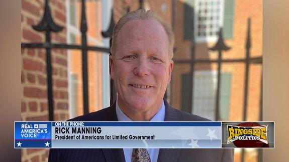 Richard M. Manning April 6 2021