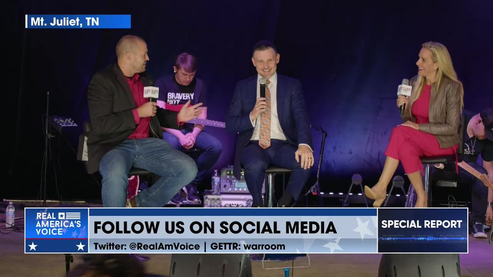 Live from the Save America Town Hall in Mt. Juliet, Tennessee Part 2