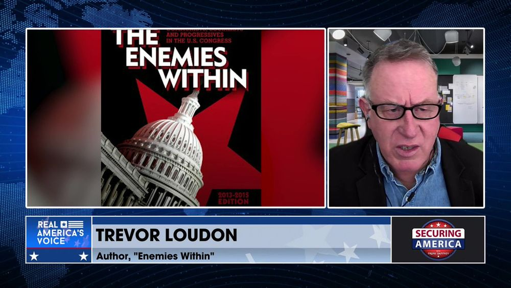 Trevor Loudon delves into the San Francisco Democratic establishment