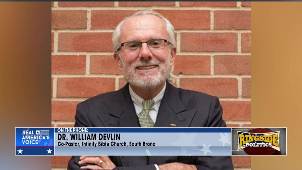 Dr. William Devlin July 21 2021