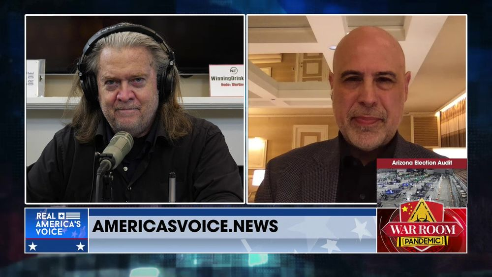 War Room Pandemic with Stephen K Bannon Episode 915 Part 2