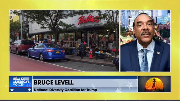 Aubrey Shines is Joined by Longtime Advisor to President Trump, Bruce Le'Vell.
