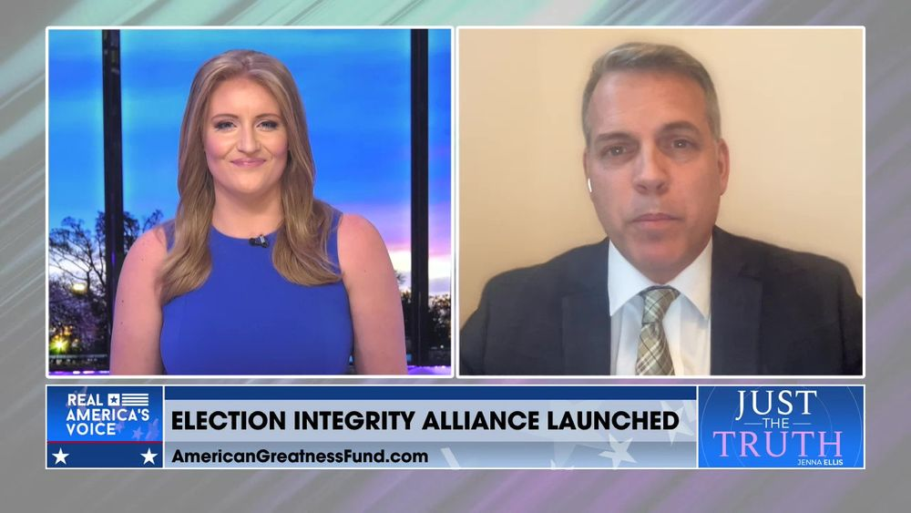 Mike Donnelly Election Integrity Alliance Board Member Joins Jenna Part 3