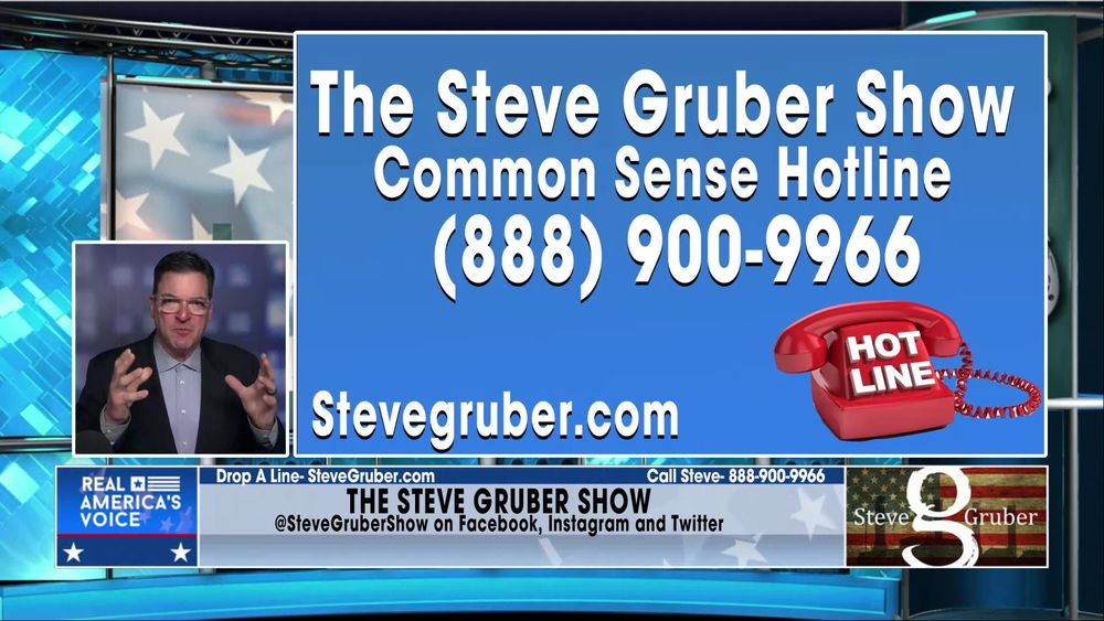 Steve opens up the Common Sense Hotline April 20 2021 Part 2