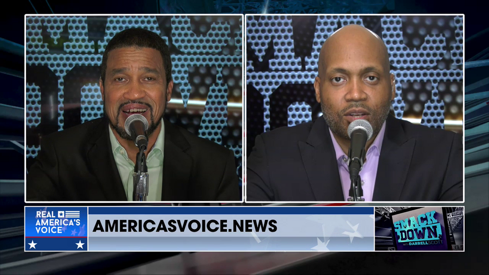Darrell Scott and James Davis Talk Chauvin and Candace Owens' Tweets