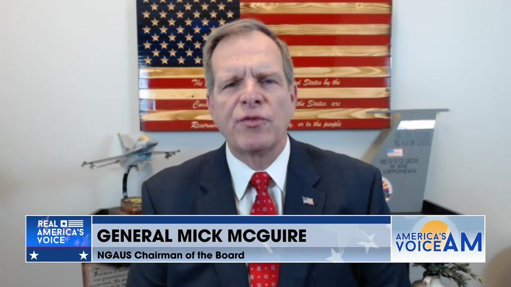 Does Congress Need To Pay The National Guard? General Mick McGuire Gives His Insight