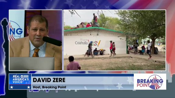 David Zere Discusses Some of the Latest News Going On in the Country Right Now