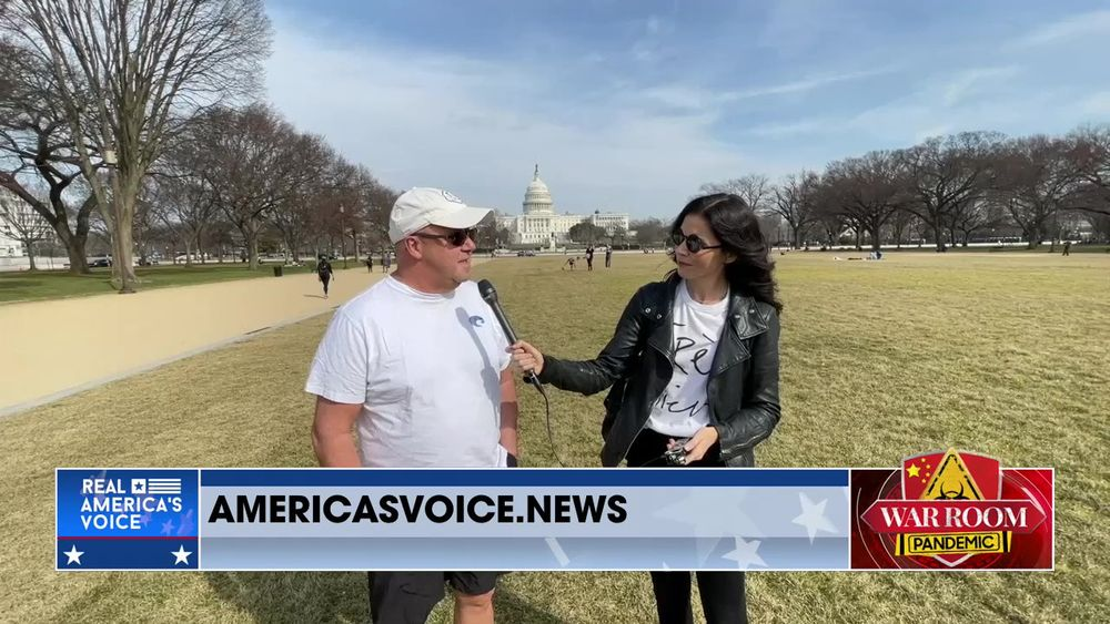 Maggie VandenBerghe Joins War Room to Discuss the Lockdown of the US Capitol