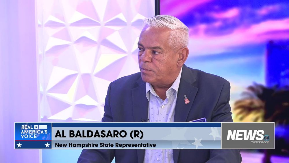 New Hampshire State Rep. Al Baldasaro Joins To Discuss Afghanistan