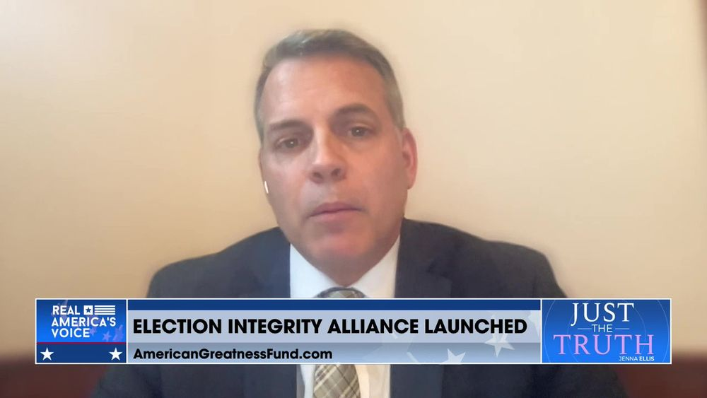 Mike Donnelly Election Integrity Alliance Board Member Joins Jenna Part 1