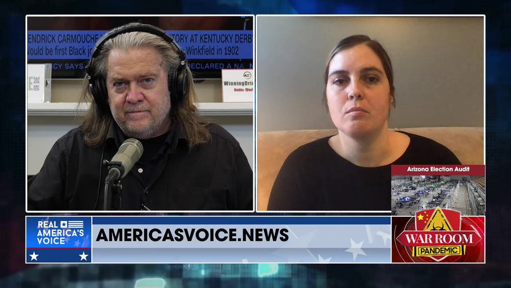 War Room Pandemic with Stephen K Bannon Episode 915 Part 4