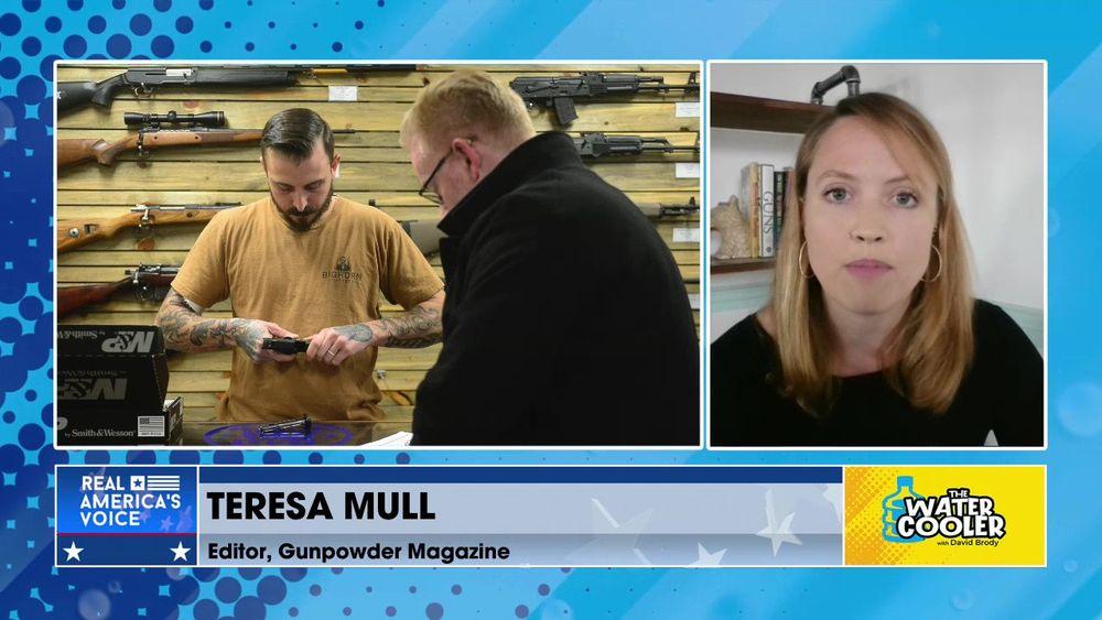 Teresa Mull / Editor of Gunpowder Magazine on Constitutional Carry Law in Texas
