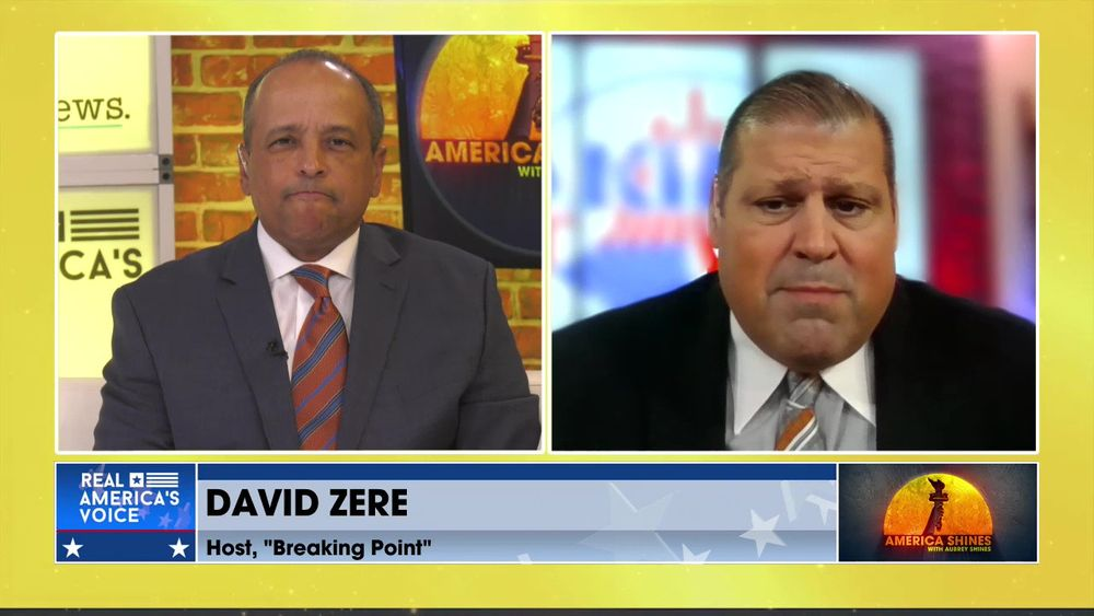 David Zere, Host of Breaking Point Joins Us to Help Break Down A Generation of Fatherless Men
