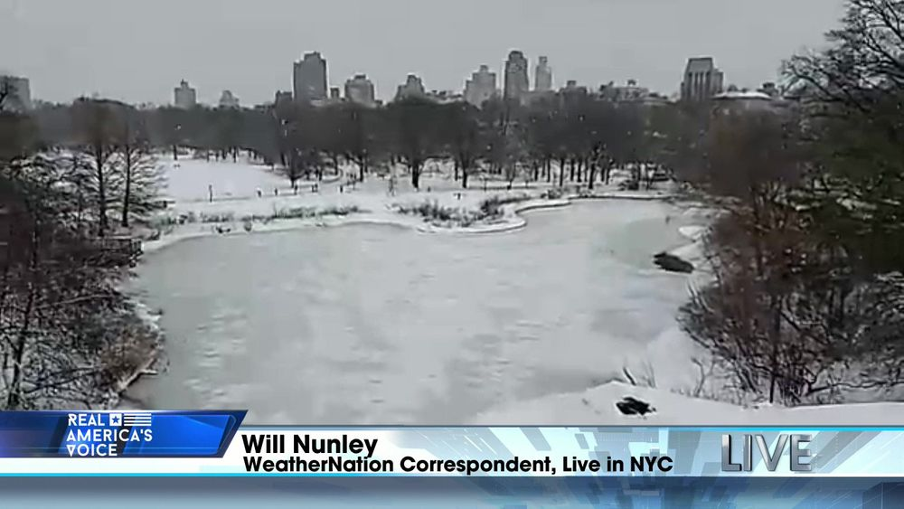 Will Nunley Joins to Update Us on The Weather out in The Northeast Area of the Country