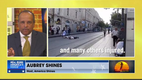 The Bottom Line, With Aubrey Shines - The Left spreads Antisemitism, not the Right
