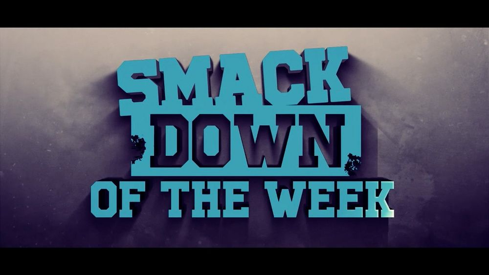Smackdown Of The Week: Sanjay Gupta