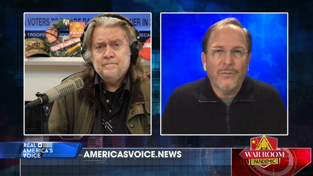 War Room Pandemic with Stephen K Bannon Episode 626 Part 1 With Mark Serrano